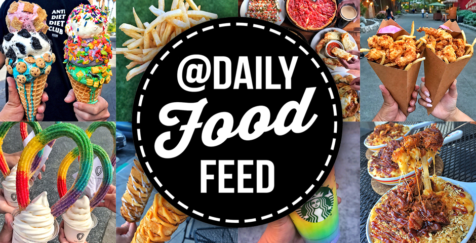 Nominee - @dailyfoodfeed Instagram