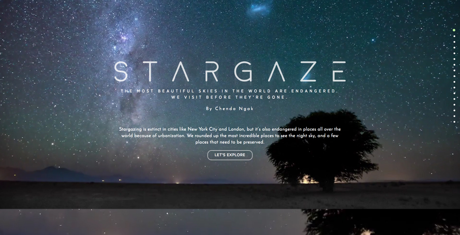 Nominee - Stargaze