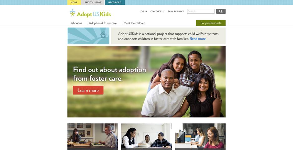 Honoree - AdoptUSKids Website (adoptuskids.org)