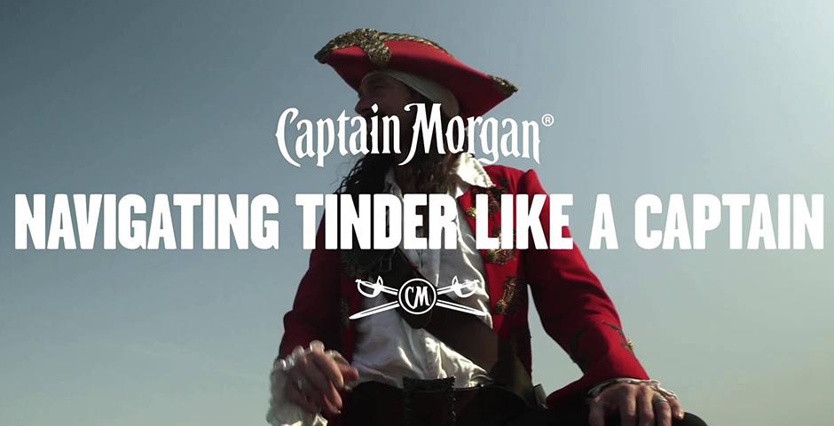 Honoree - Navigating Tinder Like A Captain