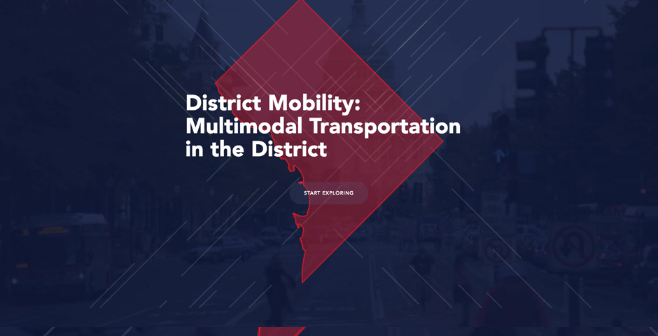 Honoree - District Mobility: Multimodal Transportation in the District