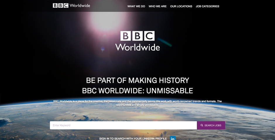 People's Voice - BBC Worldwide Careers