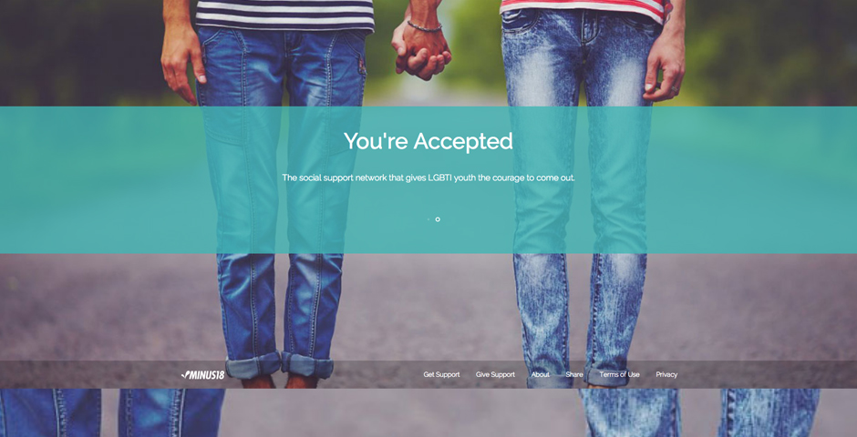Honoree - You're Accepted