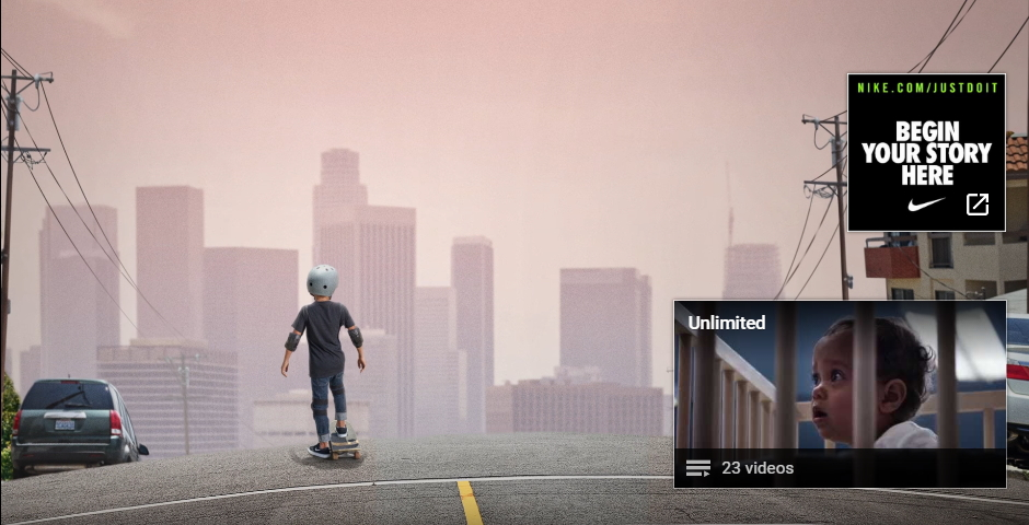 Webby Award Nominee - Unlimited