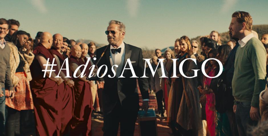 Webby Award Winner - Adios Amigo