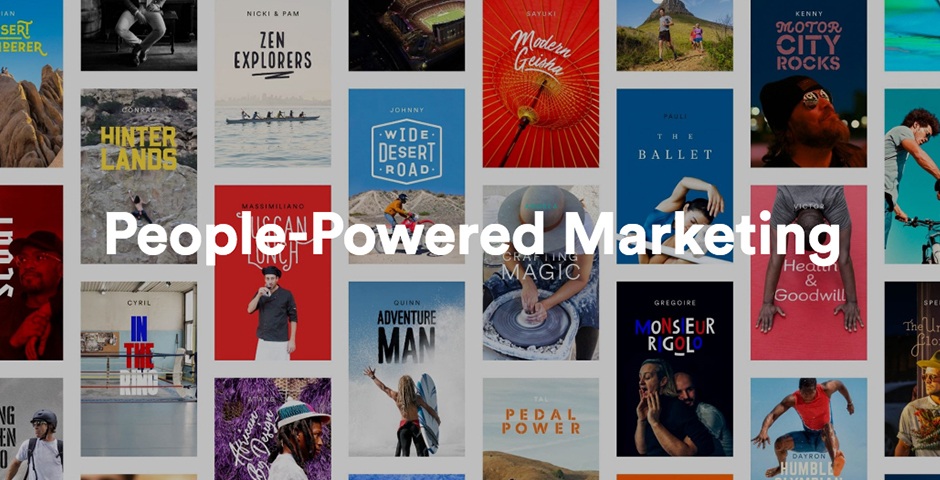 Nominee - Trips: People-Powered Marketing