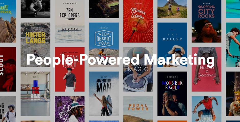 Webby Award Nominee - Trips: People-Powered Marketing