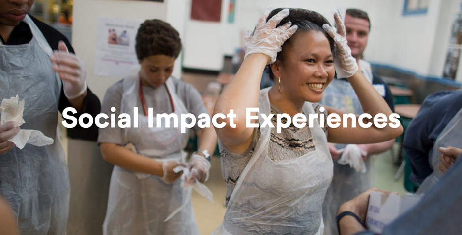 Nominee - Social Impact Experiences