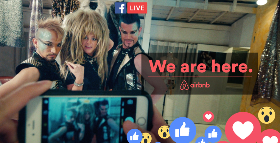 Nominee - Airbnb We Are Here