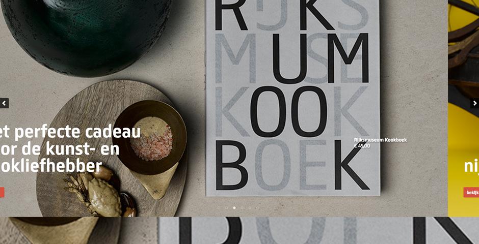 Nominee - Rijksmuseum Webshop