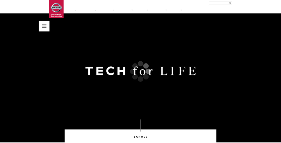 Honoree - Nissan TECH for LIFE Website
