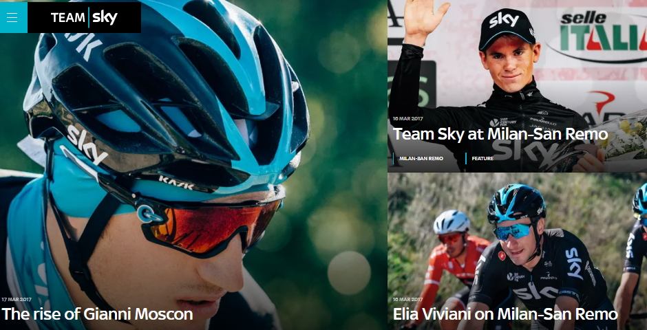 Nominee - Team Sky