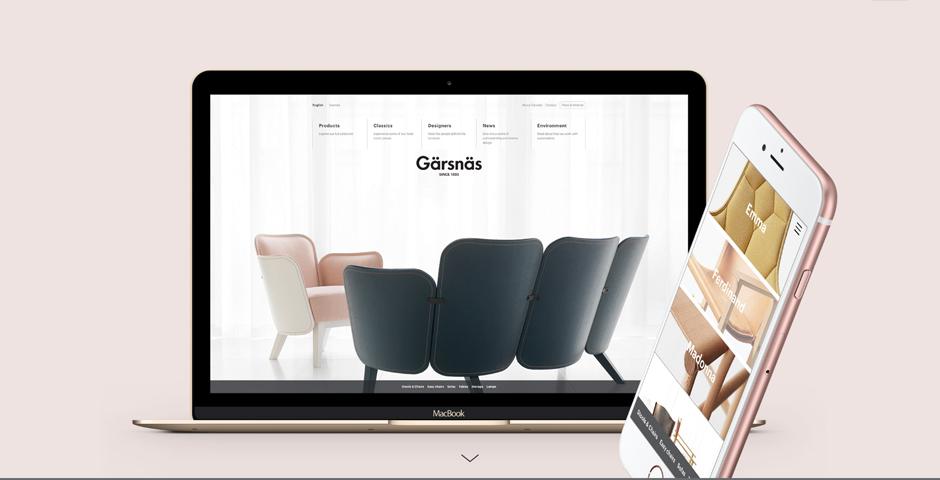 Nominee - Gärsnäs Furniture