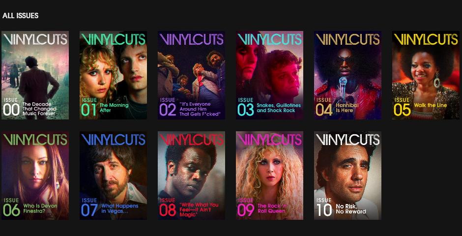 Webby Award Nominee - VinylCuts.NYC