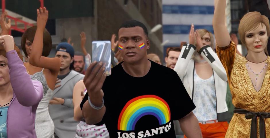 Nominee - Los Santos Pride