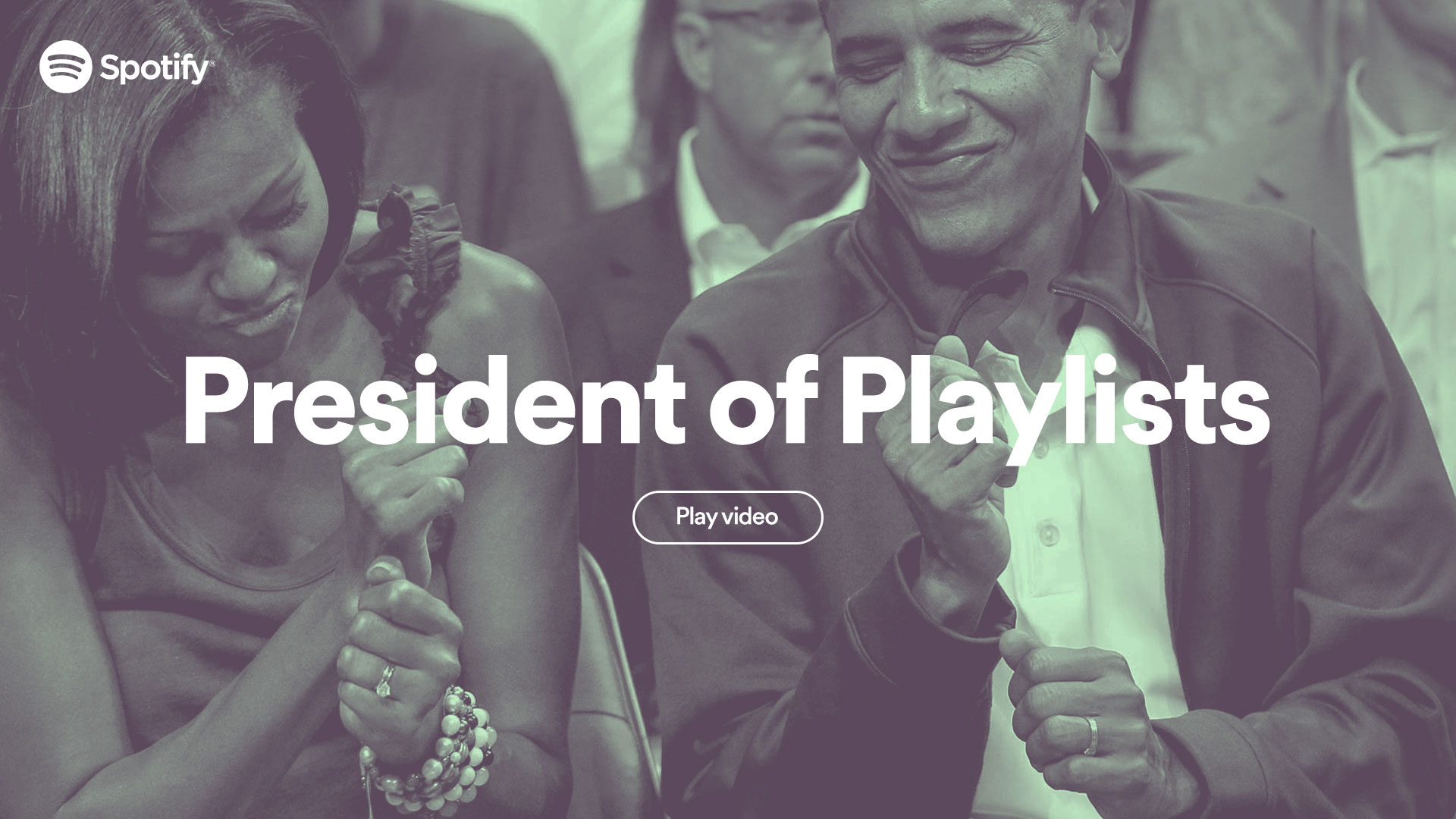 Nominee - President of Playlists