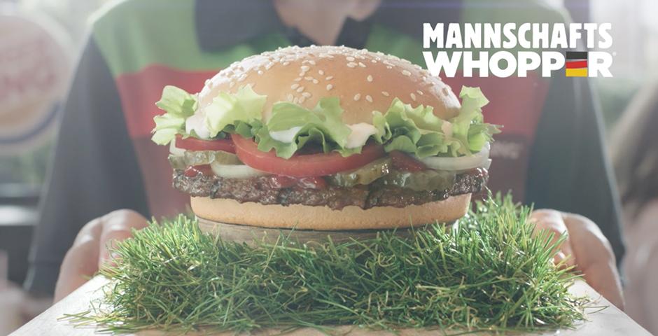 2017 Webby Winner - Mannschafts-Whopper