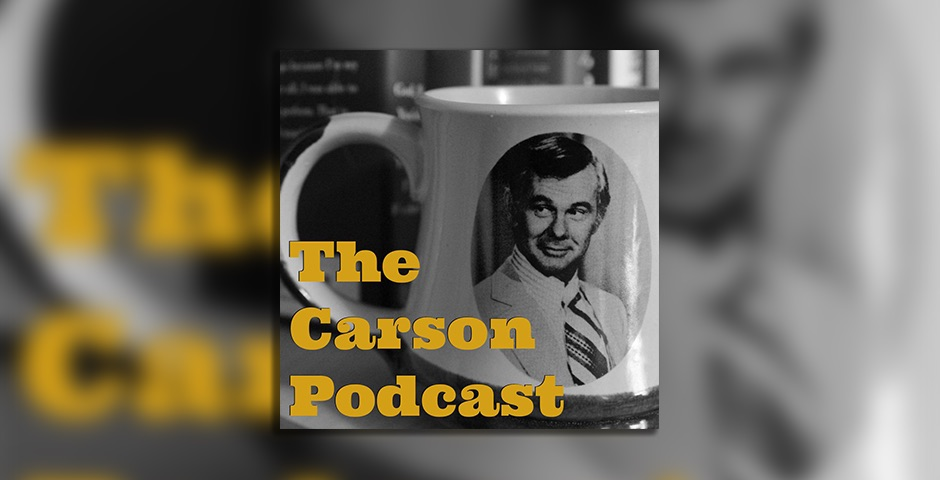 Nominee - The Carson Podcast