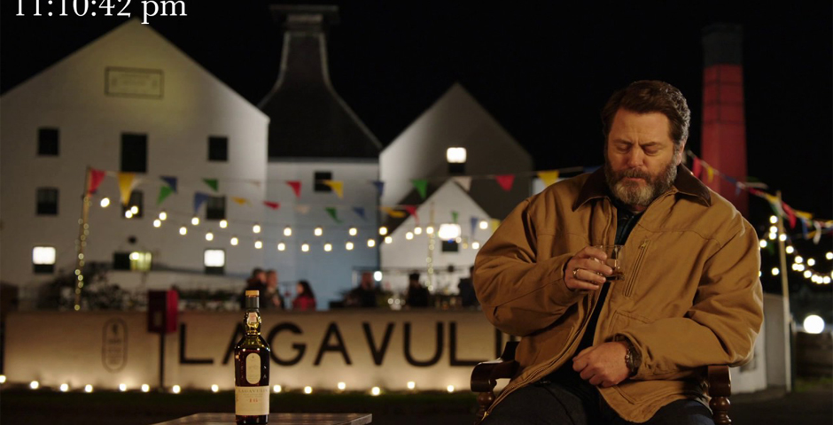 Webby Award Nominee - Nick Offerman's 'New Year's Eve'