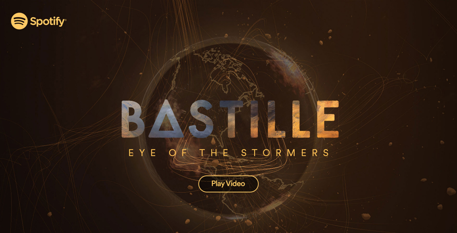 Nominee - Eye of the Stormers