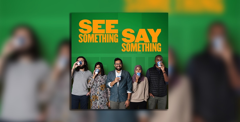 Nominee - See Something Say Something