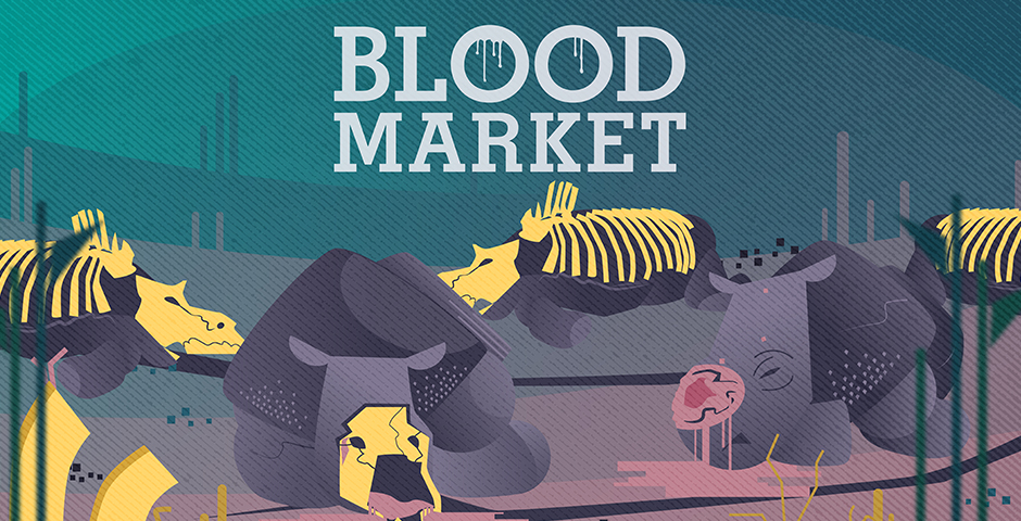 Nominee - Blood Market