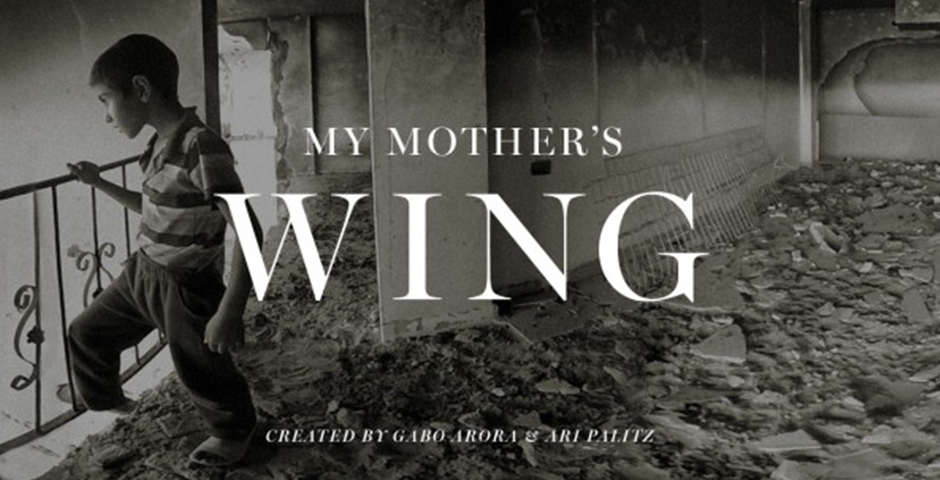 Honoree - United Nations: My Mother's Wing