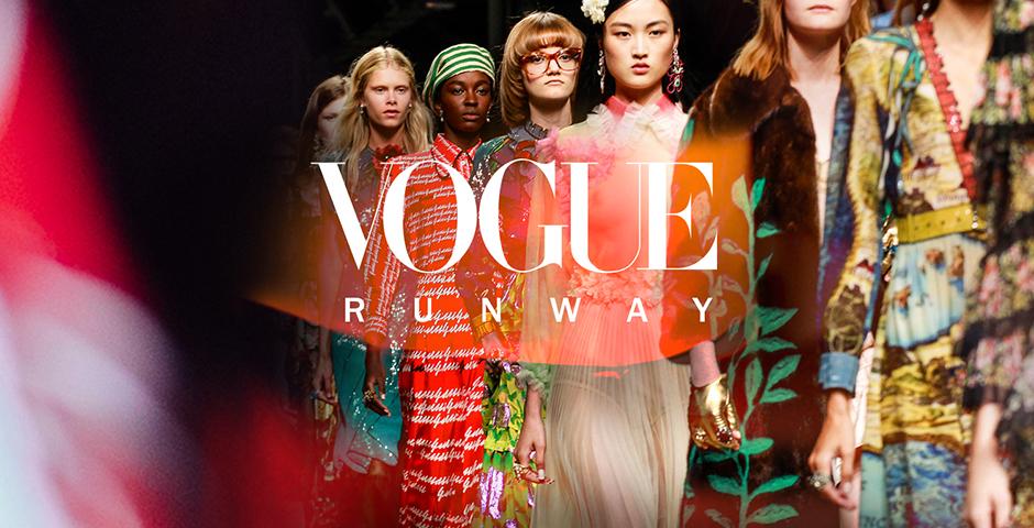 Webby Award Nominee - Vogue Runway App