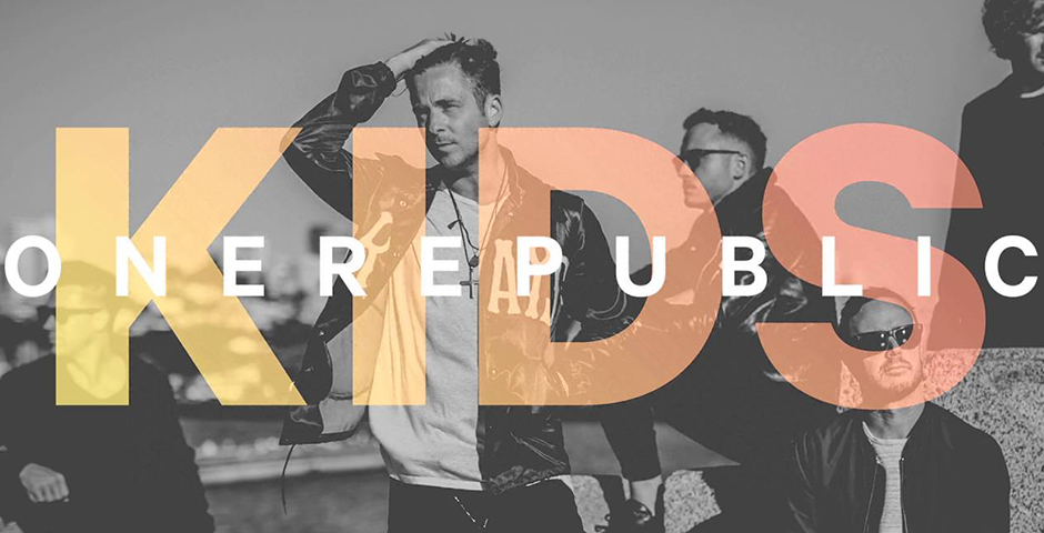 Honoree - OneRepublic: Kids