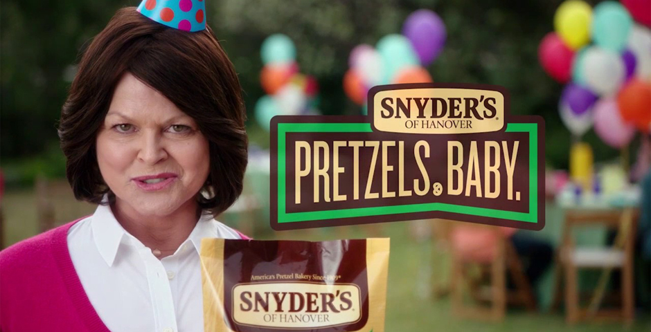 Honoree - Snyder's of Hanover: Pretzel's Baby – Integrated Campaign