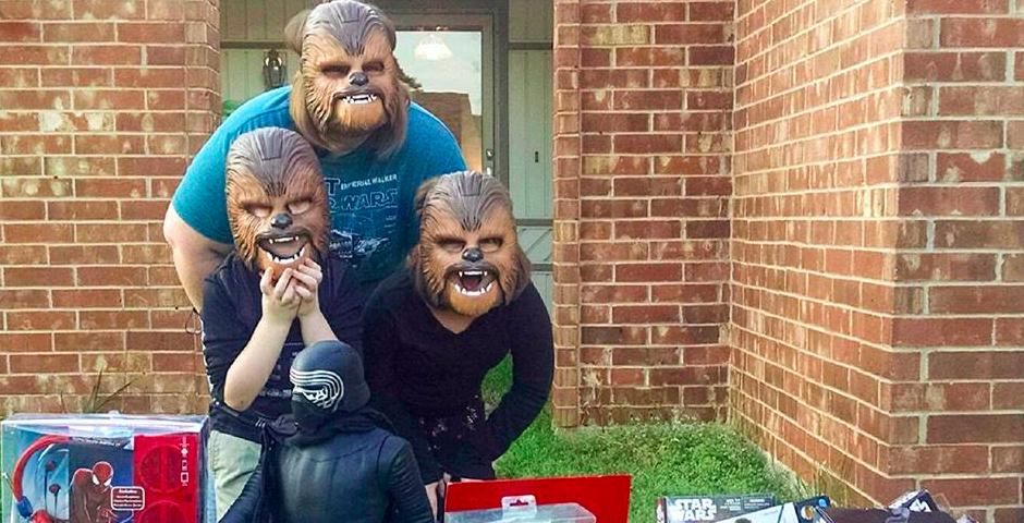 Honoree - Chewbacca Mom