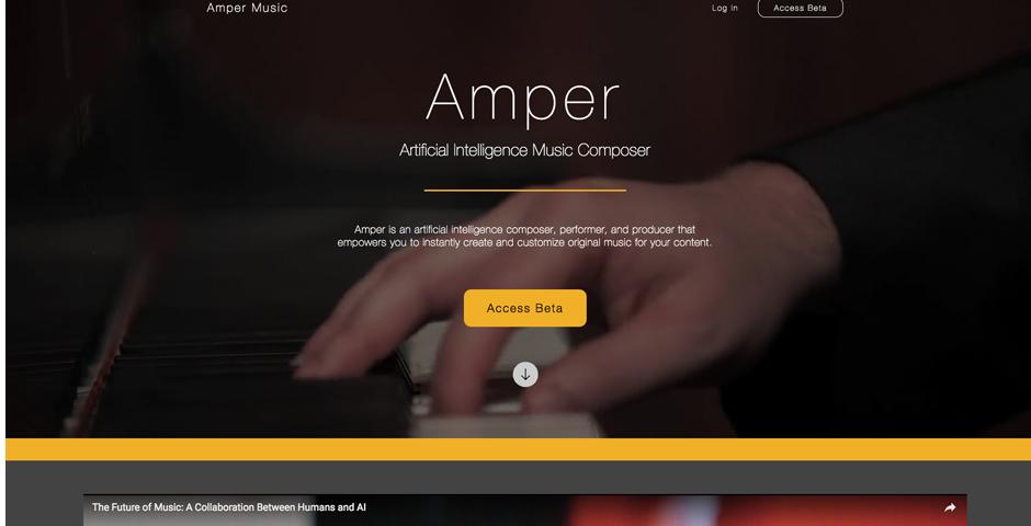 Nominee - Amper Music