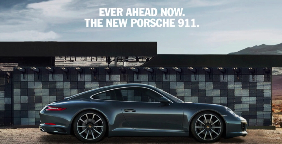Honoree - Porsche 911: Sixteen