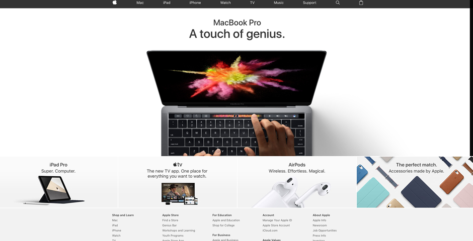 Nominee - Apple