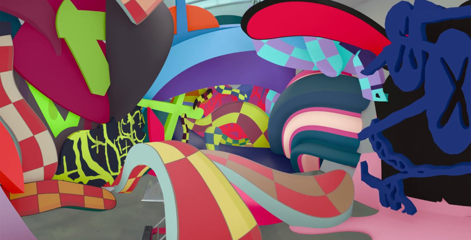 Nominee - KAWS: A VR Experience