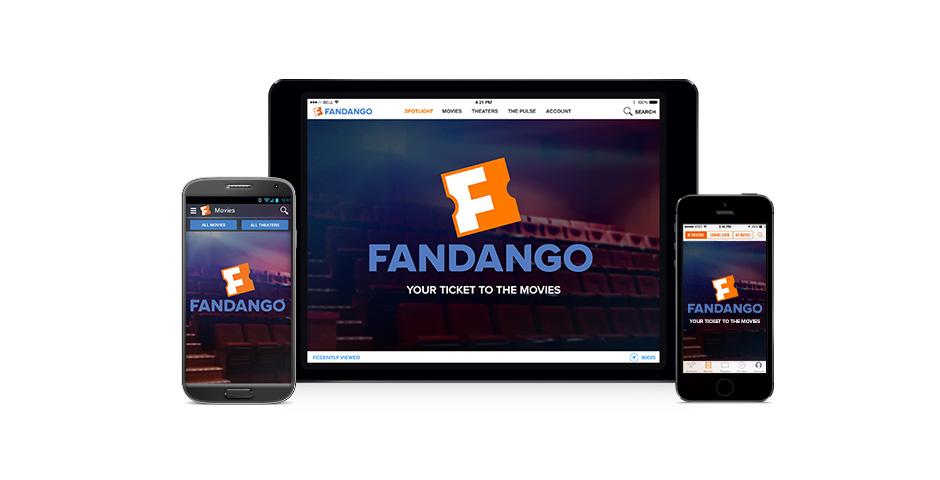 Webby Award Winner - Fandango App