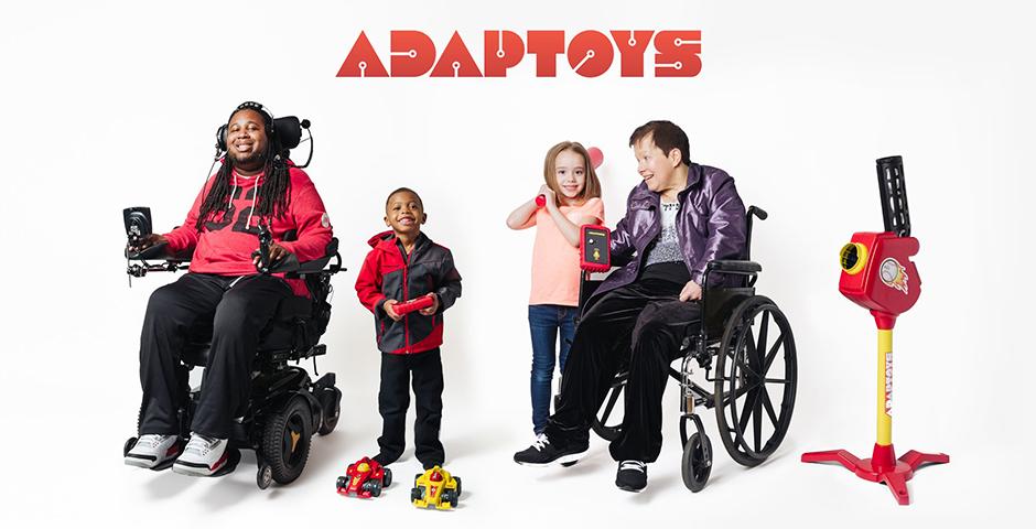 Adaptoys