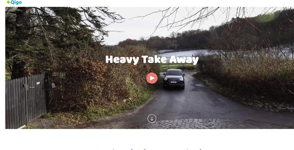 Webby Award Nominee - Heavy Take Away