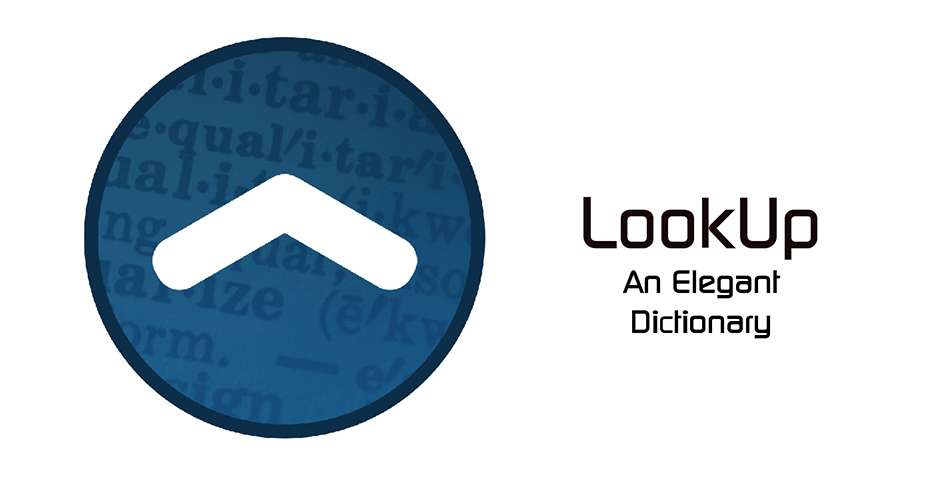 Honoree - LookUp: An Elegant Dictionary
