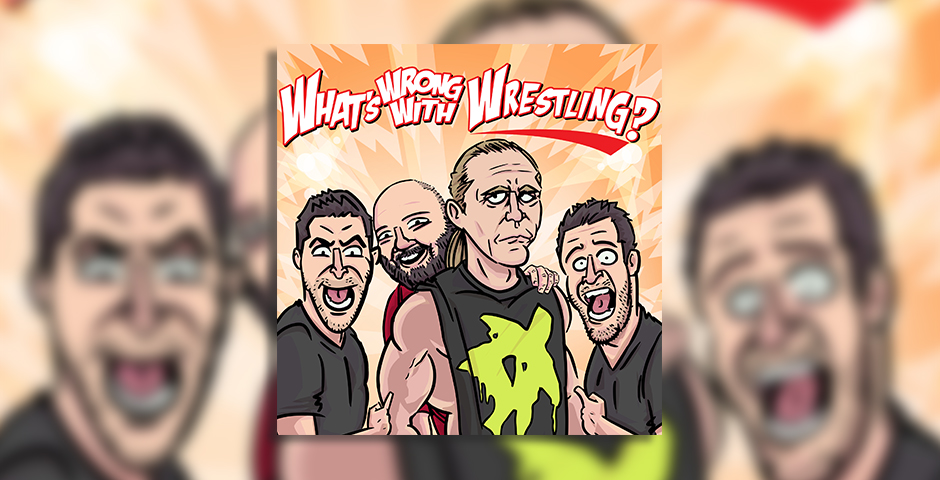 Nominee - What's Wrong With Wrestling?