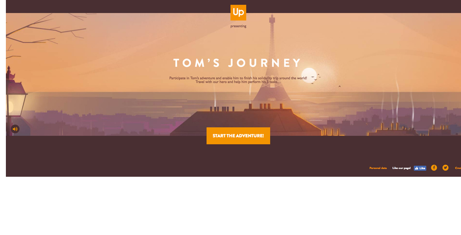 Honoree - Tom's Journey
