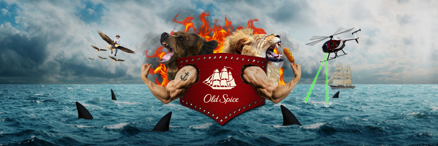 Nominee - Old Spice Social