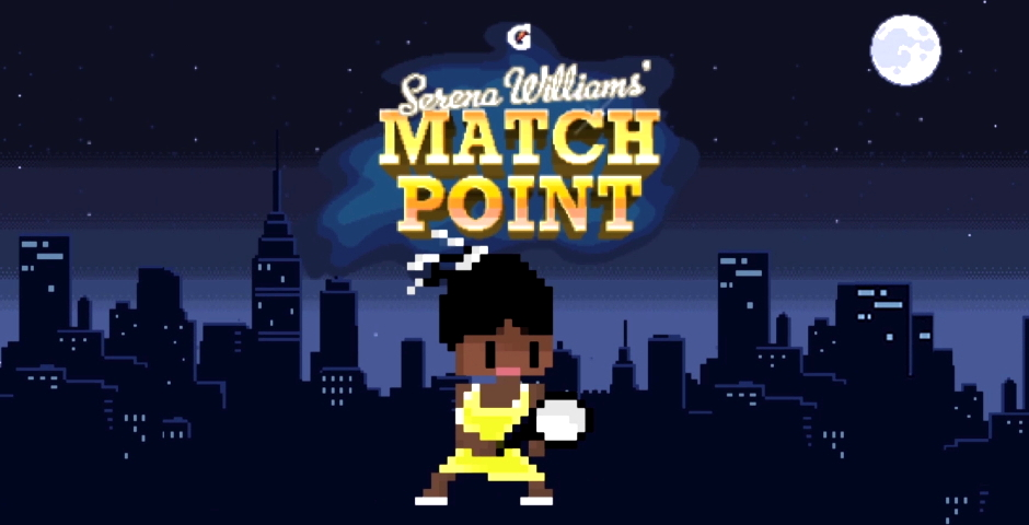2017 Webby Winner - Serena Williams\' Match Point