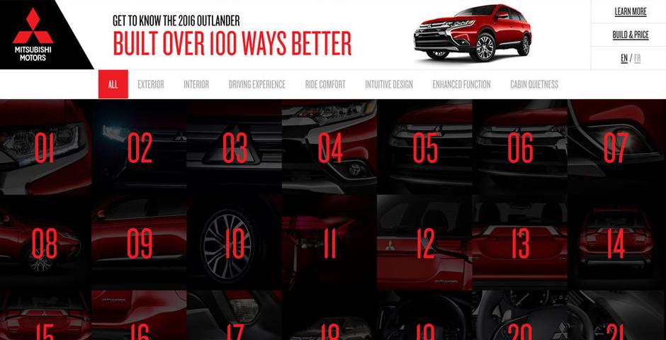 Webby Award Nominee - 100 Ways Better