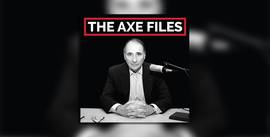 Nominee - The Axe Files