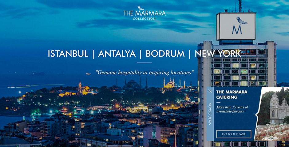 Honoree - The Marmara Collection