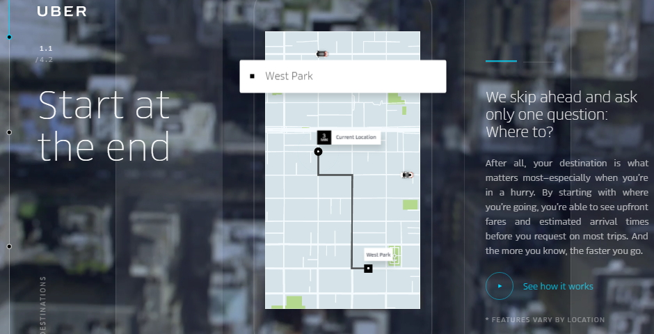 Nominee - Uber | Where To?