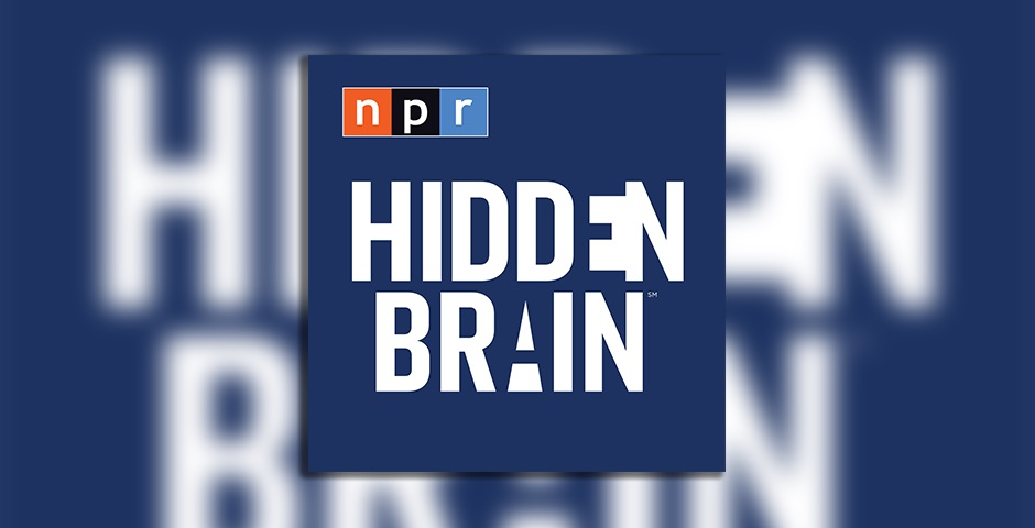 Webby Award Winner - Hidden Brain