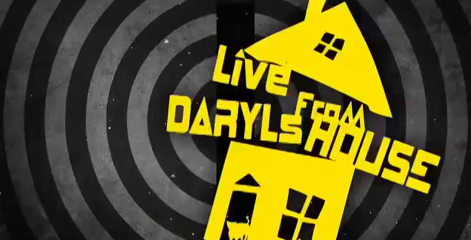 People's Voice / Webby Award Winner - Live From Daryl's House