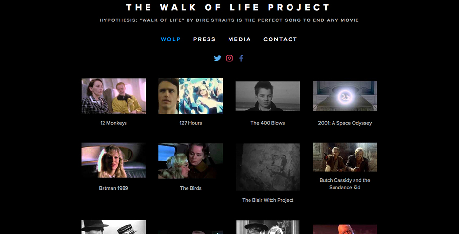 Honoree - The Walk of Life Project